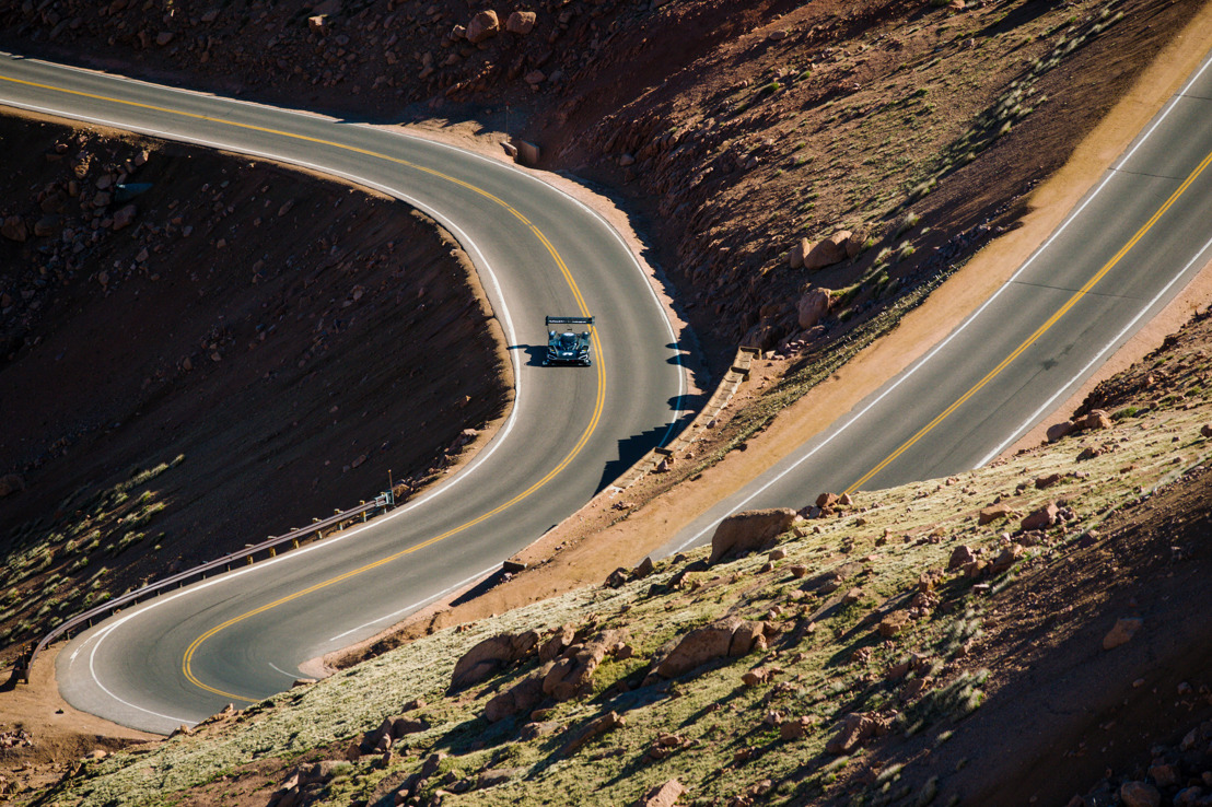 Pikes Peak International Hill Climb Volkswagen completes first tests on original route in the USA