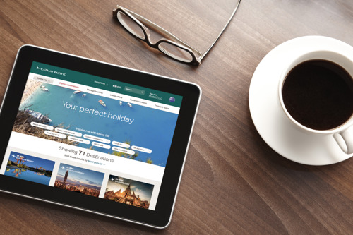 Cathay Pacific celebrates senior citizens' day with special fares for the elderly
