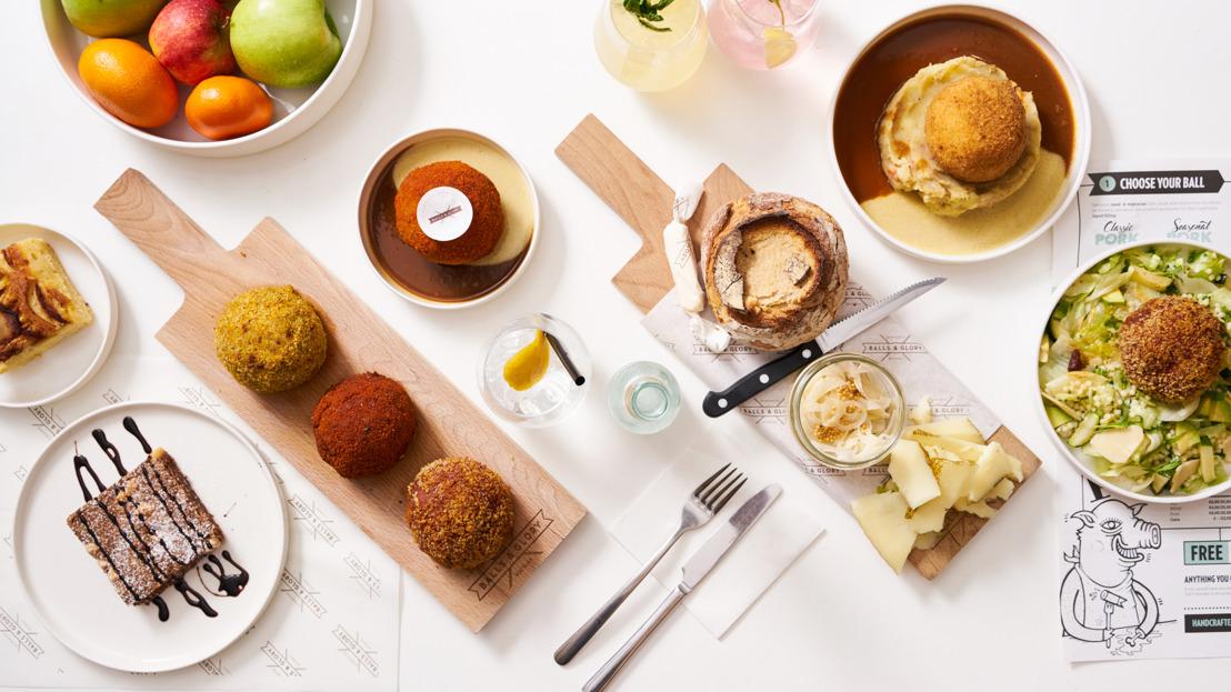 Deliveroo levert Belgisch menu voor Eurovision