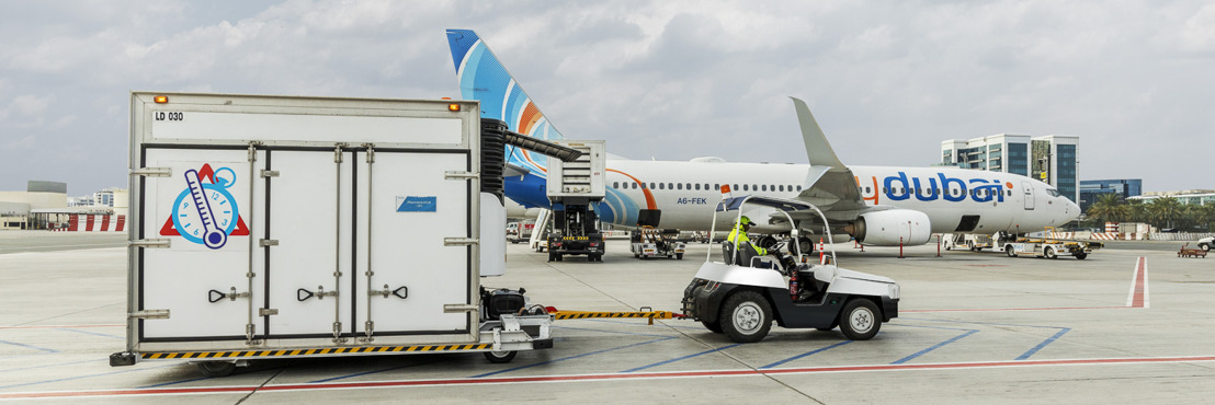 A new milestone for flydubai Cargo