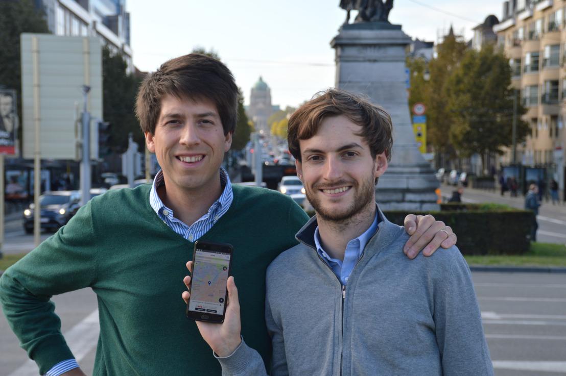 cPark, de app om parkeerboetes te vermijden, haalt 750.000 Euro op om haar groei in Frankrijk te versnellen
