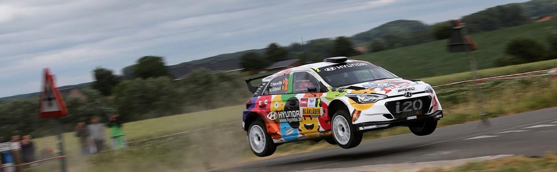 Thierry Neuville (de nouveau) au départ du Rallye d'Ypres 2018