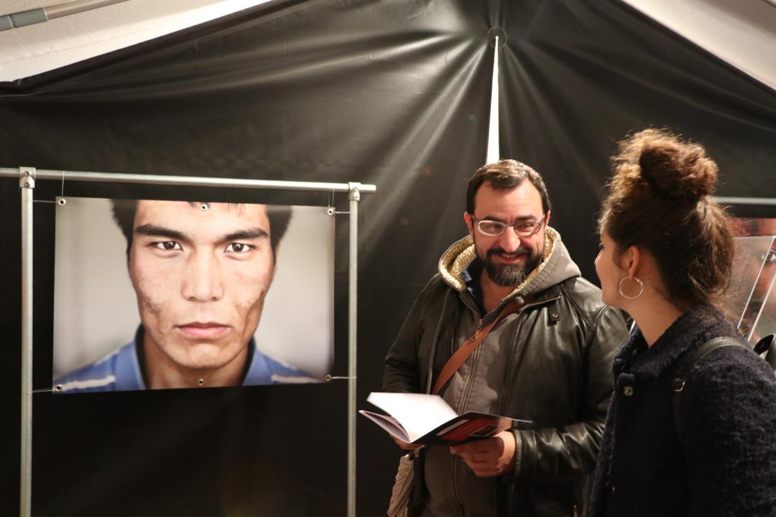 Ankündigung: Eröffnung der multimedialen Ausstellung von MSF in Zug