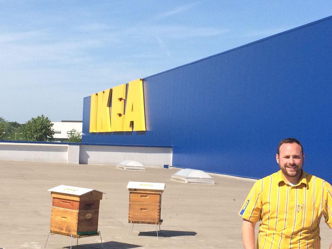 Damien Perry, responsable du marketing au sein de IKEA Mons