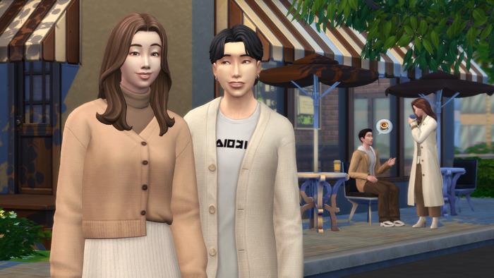 """Preview: Découvrez tous les """"Moi"""" de vos Sims avec les kits Rue de la mode et Incheon Style, disponibles dès maintenant"""