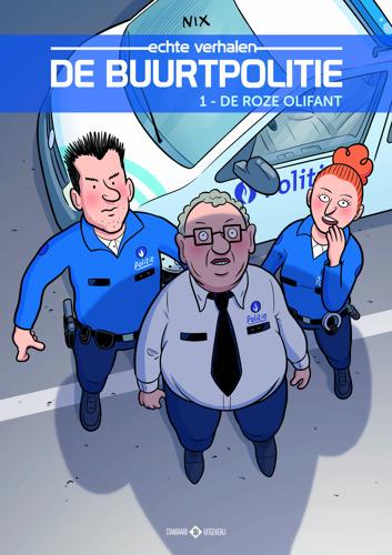 Het succes van De Buurtpolitie-strip