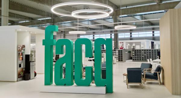 Preview: FACQ opent een nieuwe showroom in Kuurne