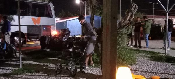 Preview: Nota urgente: El Gobierno griego cierra el campamento de Kara Tepe 1 y obliga a las personas más vulnerables de Lesbos a trasladarse a Moria 2.0