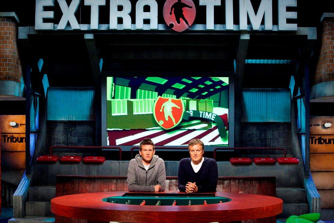 Filip Joos en Frank Raes in Extra Time