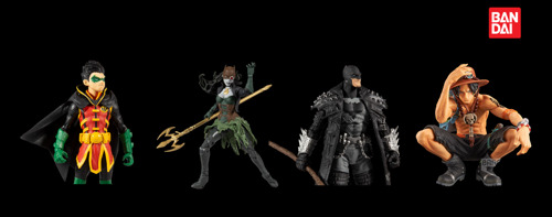 Novedades y figuras sorprendentes llegan en febrero a la tienda en línea de Bandai Collectors Shop