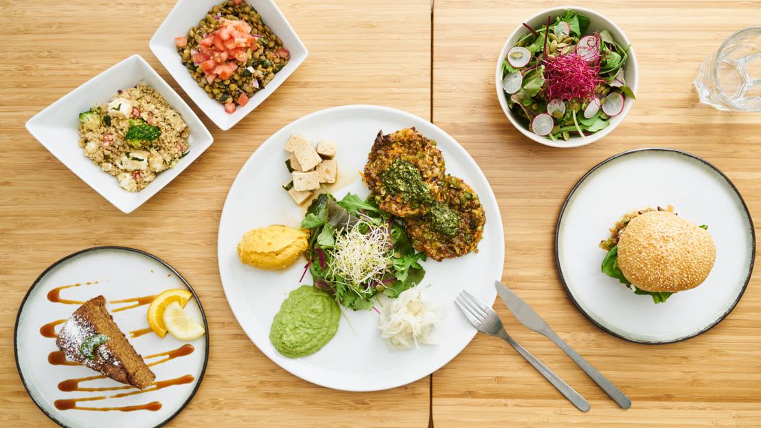 De top 7 restaurants waar je vegan kunt bestellen bij Deliveroo !