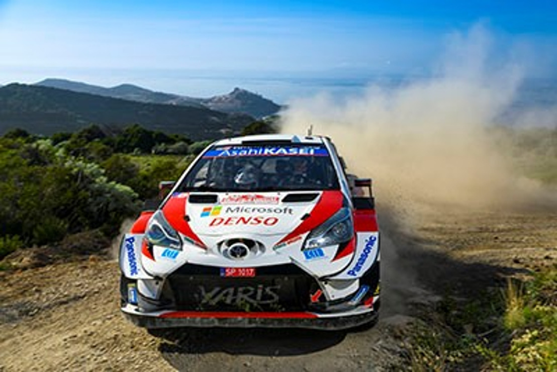 WRC Rally Monza Preview - TOYOTA GAZOO Racing ready for championship showdown at the 'Cathedral of Speed'
