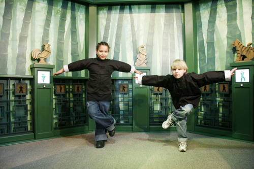 Get ready to move with Children's Museum of Atlanta's latest exhibit, Run! Jump! Fly! Adventures in Action™