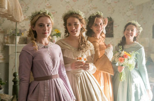 New 3-part series of Little Women coming to ABC in January