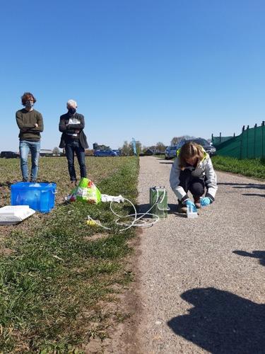 Met afvalwater tegen droogte