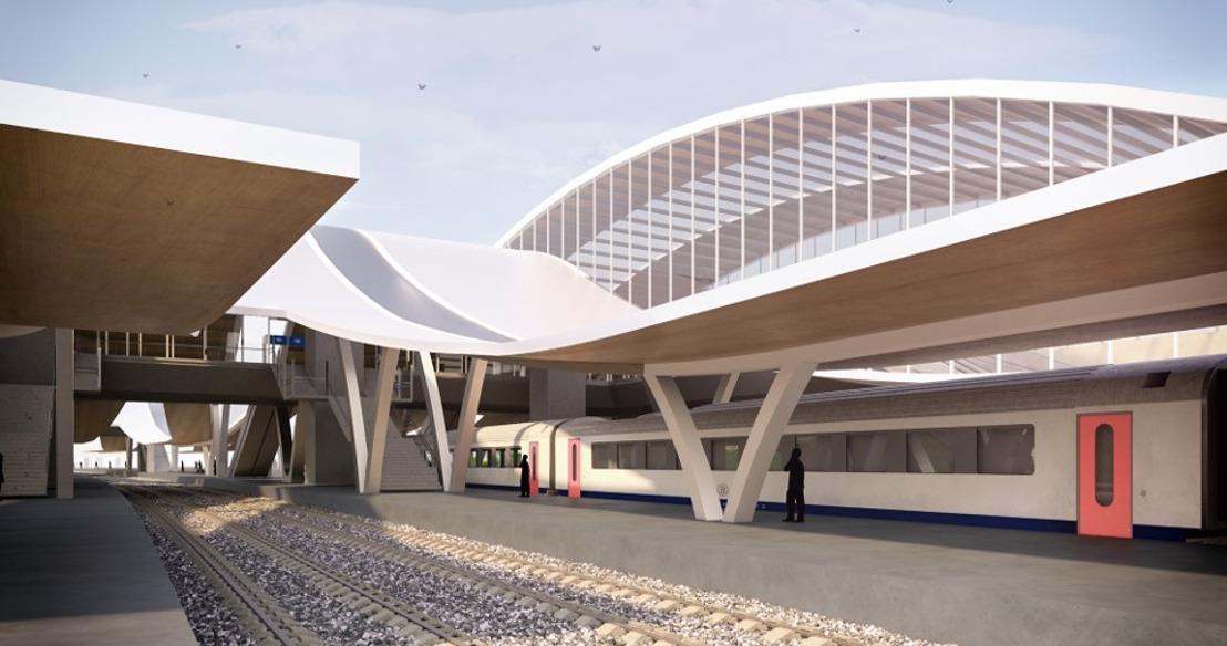 Une nouvelle gare pour Ottignies