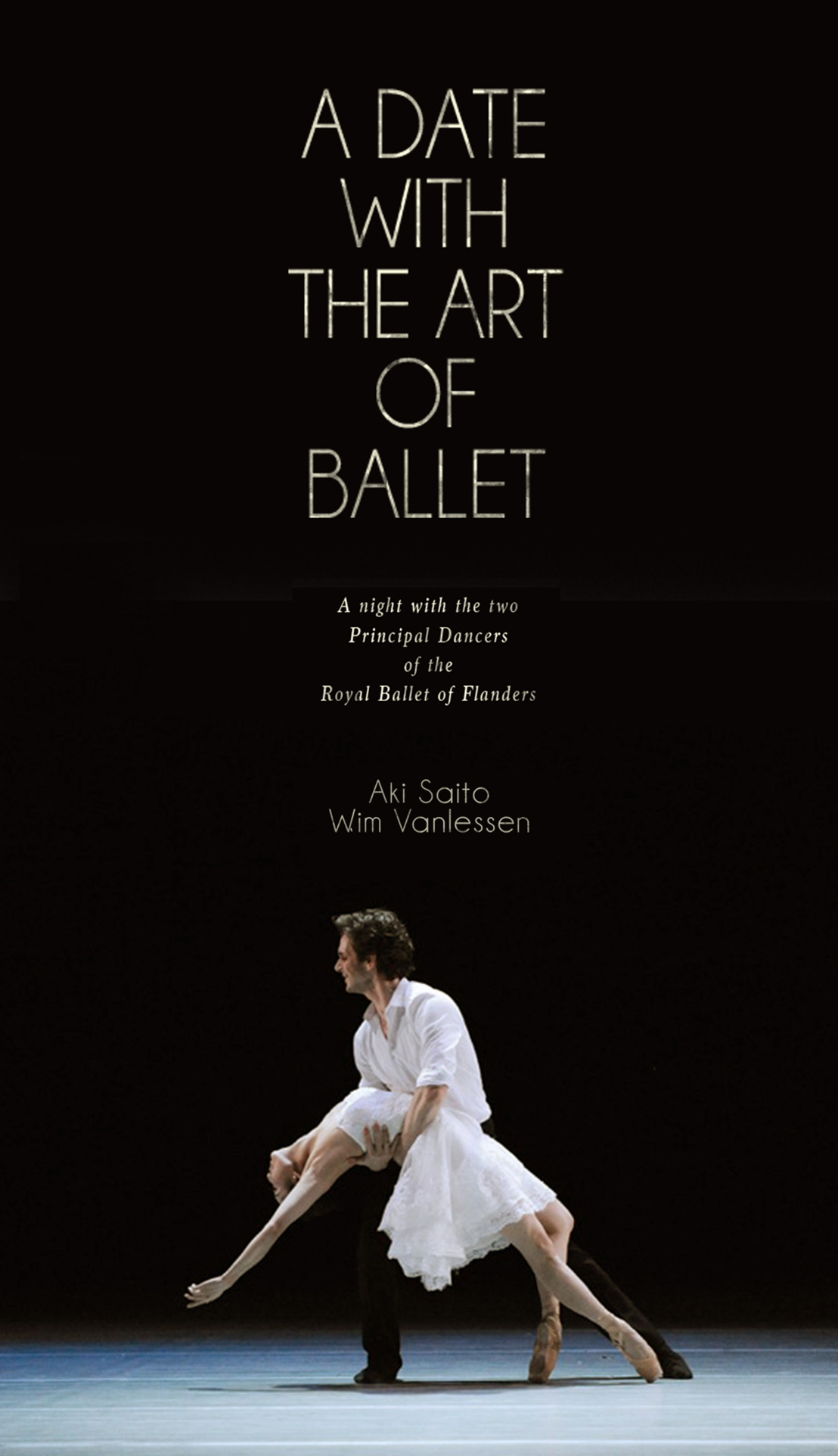 Fosbury & Sons stelt voor: 'A Date with The Art of Ballet'