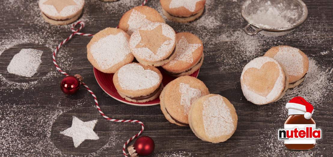 De magie van kerst zit in elke pot Nutella®...