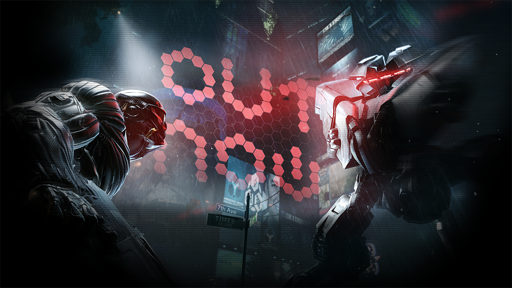 Crysis Remastered Trilogy is out now!