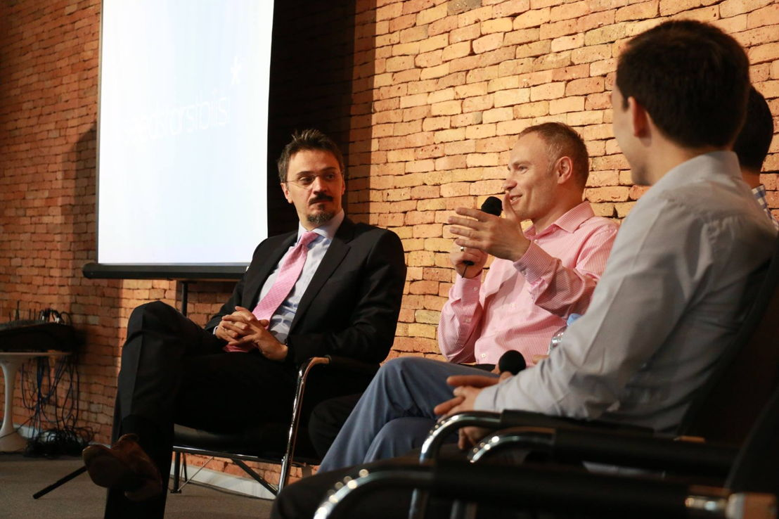 Seedstars Tbilisi 2016 - Panel Discussion