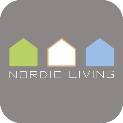 Nordic Living perskamer Logo