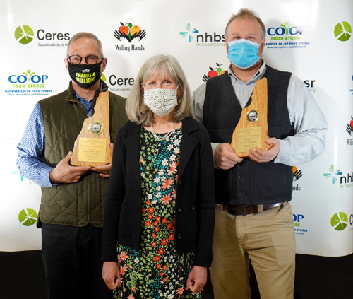Hanover Co-op and Willing Hands Earn Award for Hunger Relief Work