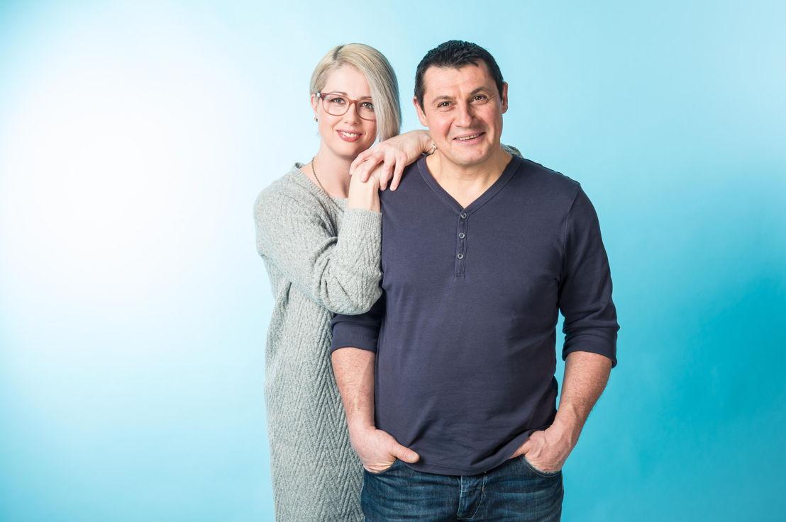 Anja en Frank - Vandaag over een jaar (c) VRT/Joost Joossen