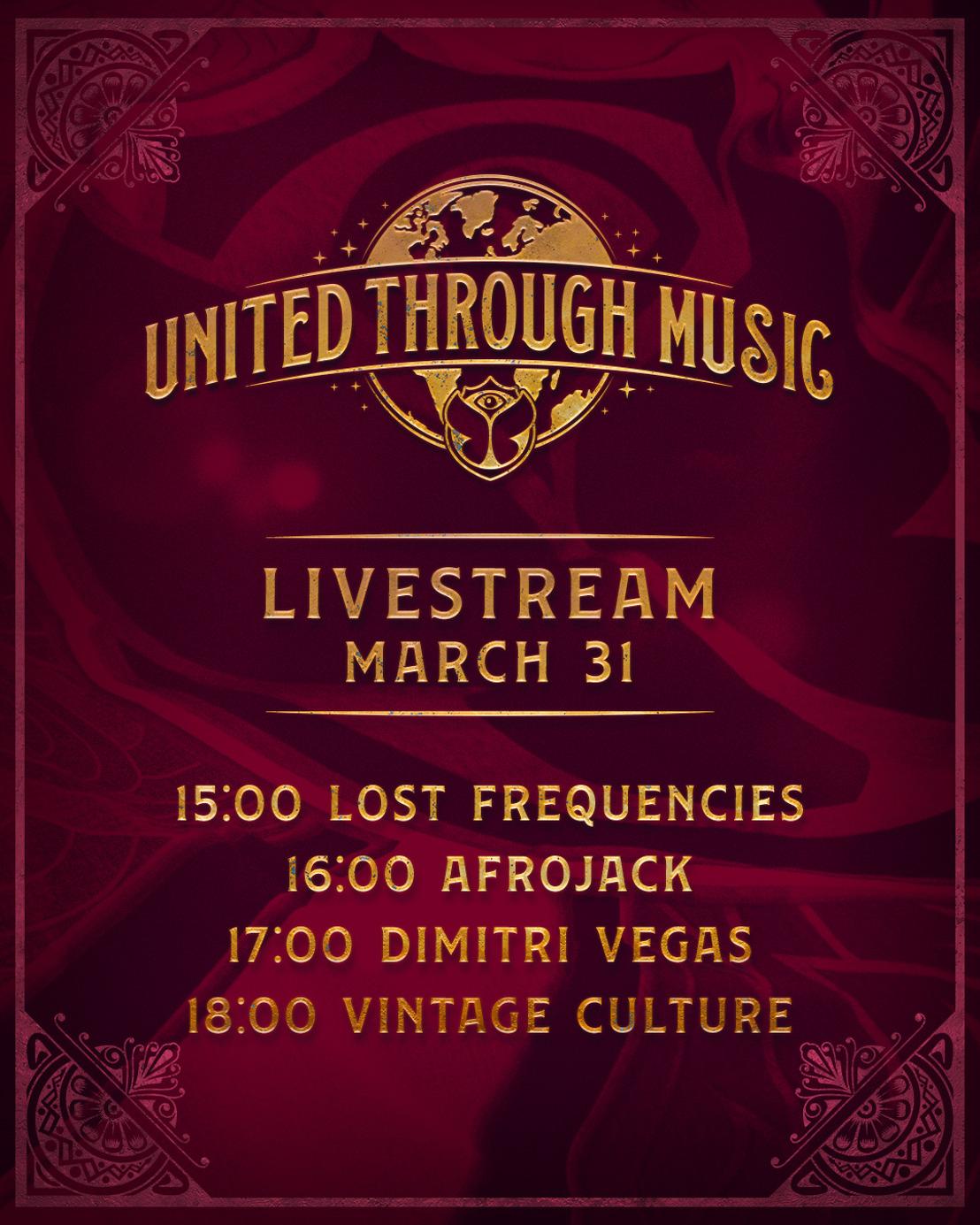 Tomorrowland Presents: United Through Music