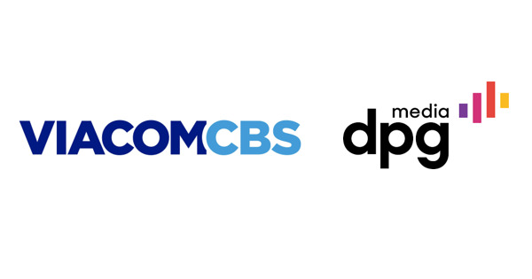 ViacomCBS Benelux en DPG Media breiden strategisch partnership uit