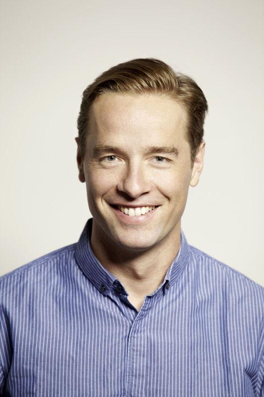 Robin Hofmann, Creative Director und Managing Partner bei HearDis! © David Späth