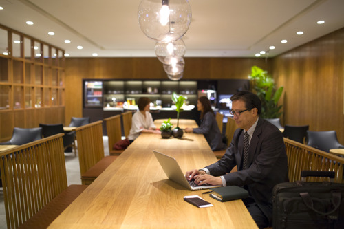 New Cathay Pacific lounge opens to passengers at Taiwan Taoyuen International Airport
