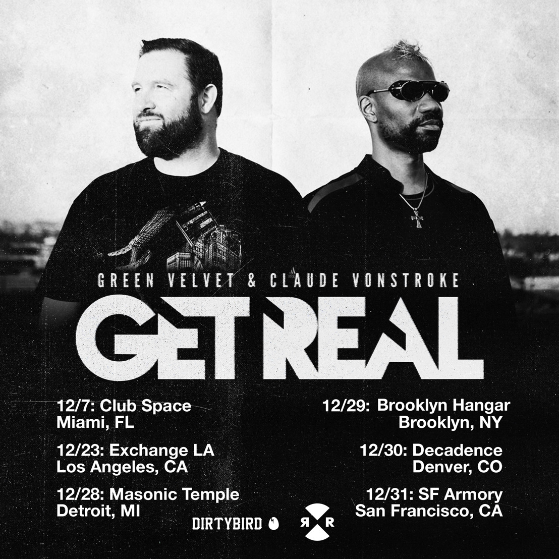 'Get Real' Announces December Tour