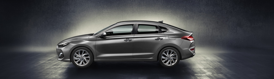 La toute nouvelle Hyundai i30 Fastback