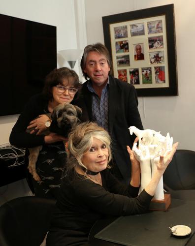 Brigitte Bardot steunt GAIA in strijd tegen kangoeroevlees