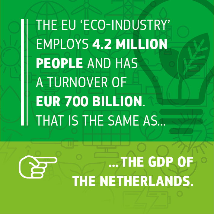 Source: http://ec.europa.eu/environment/efe/themes/economics-strategy-and-information/green-jobs-success-story-europe_en