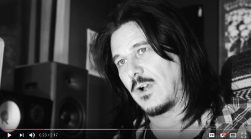 BAE Audio Hot Fuzz Pedal Inspires Producer and former Guns N' Roses Guitarist Gilby Clarke