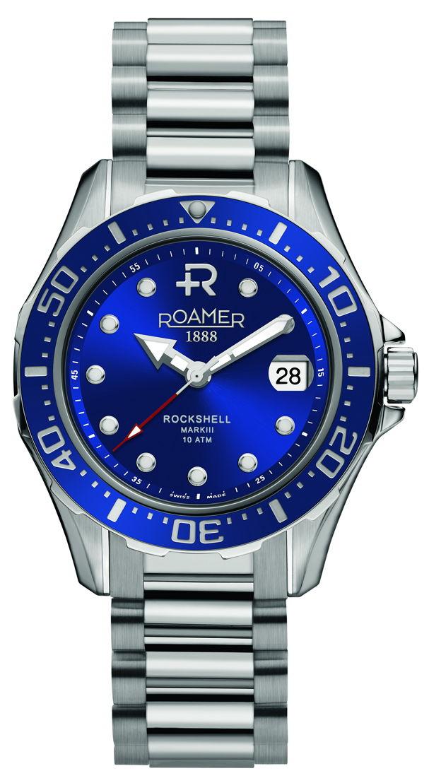 ROAMER OF SWITZERLAND Rockshell Mark III 599€