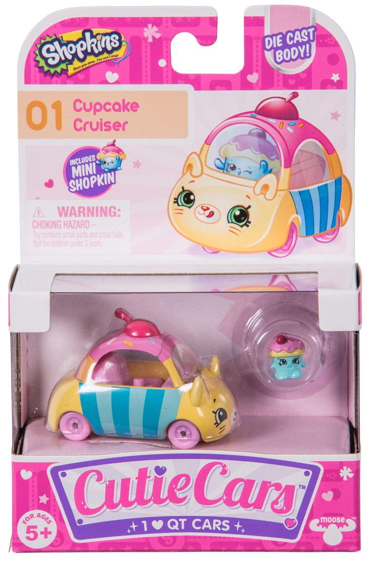 Singlel Pack Cupcake Cruiser