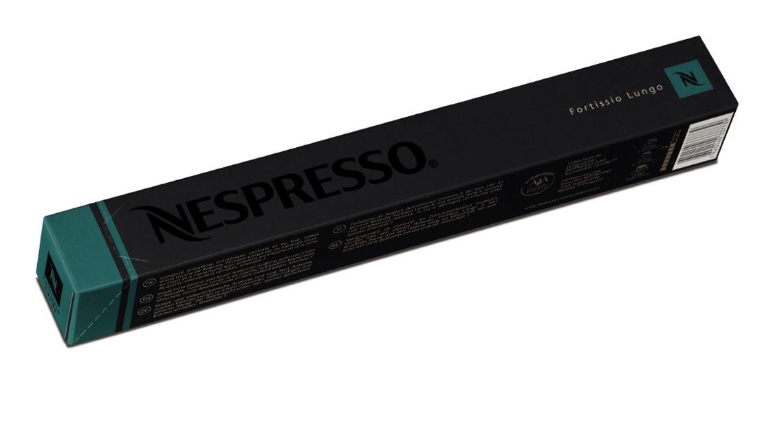 Nespresso Fortissio Lungo