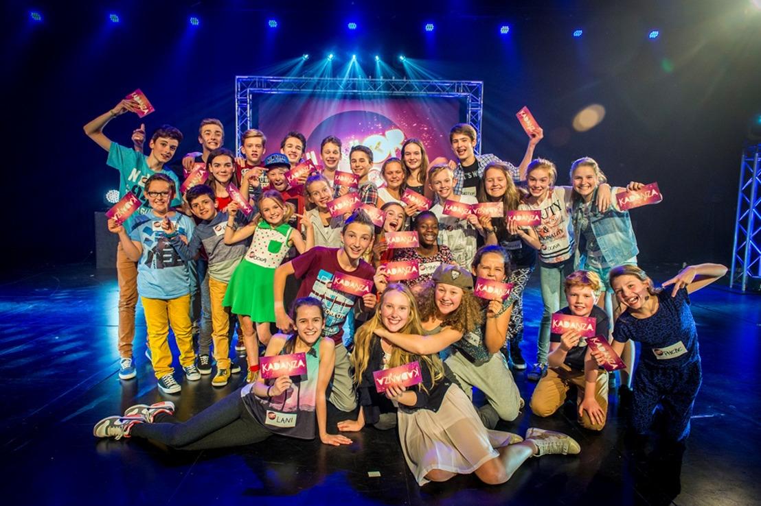 28 kinderen geselecteerd voor cast Junior Musical – Kadanza