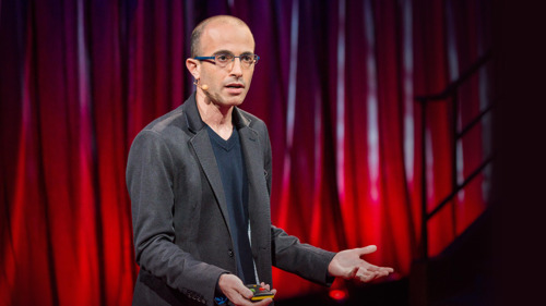 VUB honorary title for Yuval Noah Harari