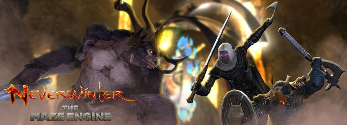 Les Princes démons débarquent avec Neverwinter : The Maze Engine sur Xbox One