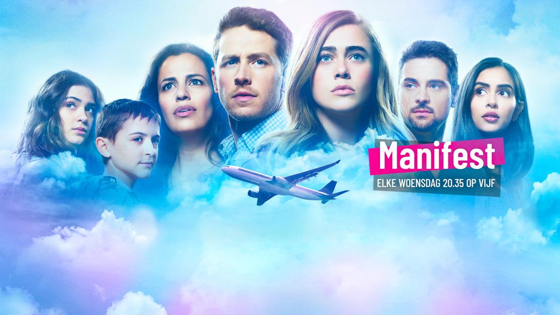 Nieuwe dramaserie Manifest vanaf 29 april op VIJF