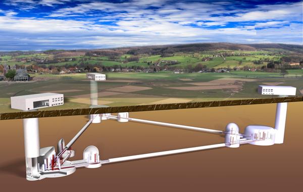 Preview: Einstein Telescoop wordt prioriteit voor Europa