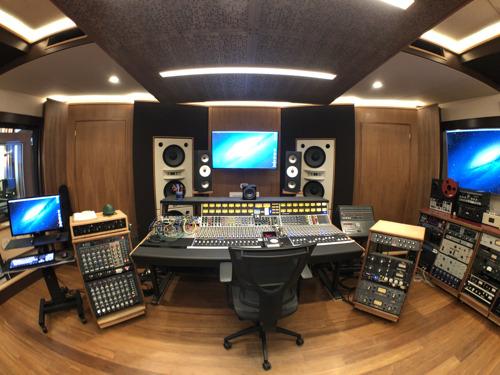 Mad Oak Studios Homecoming As Boston's 1st WSDG Commercial Studio