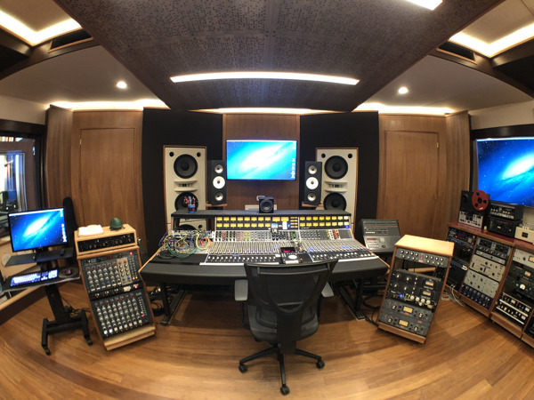 Preview: Mad Oak Studios Homecoming As Boston's 1st WSDG Commercial Studio