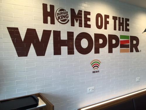 BURGER KING® opent eerste Belgische snelwegrestaurant
