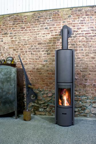 Le poêle à bois design Stûv 30-compact H à accumulation de chaleur remporte le prestigieux Award américain Vesta