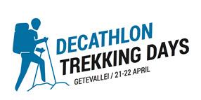 Trek erop uit tijdens de DECATHLON TREKKING DAYS
