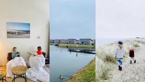 Water Village park bij het strand in Zeeland!